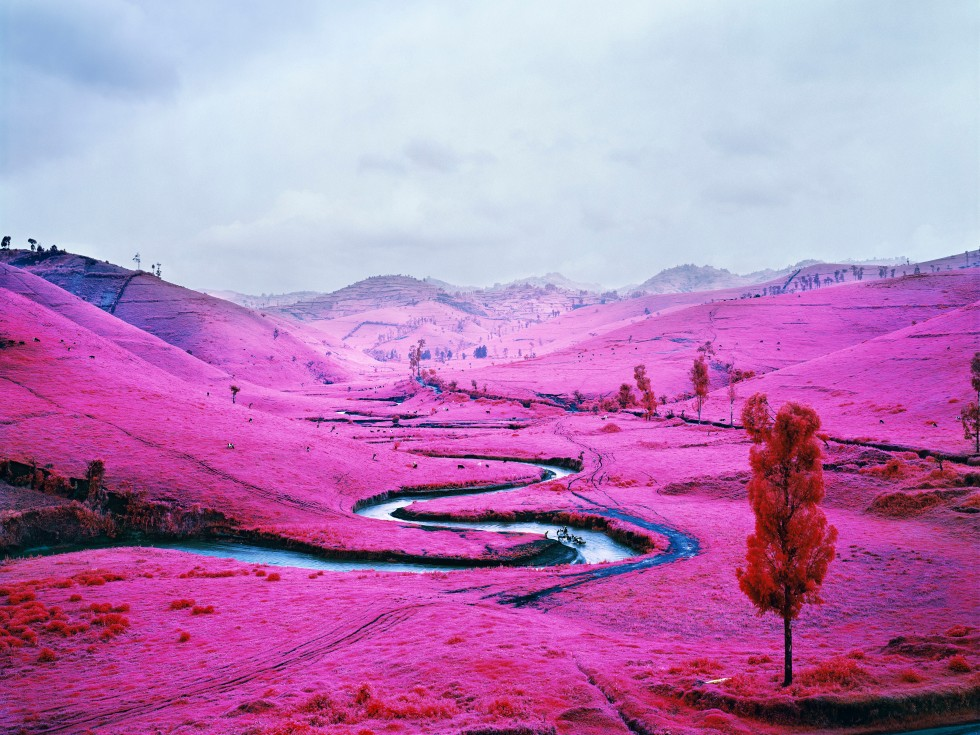 Richard Mosse, Platon, 2012. Digital c-print. © Richard Mosse. Courtesy of the artist and Jack Shainman Gallery, New York.