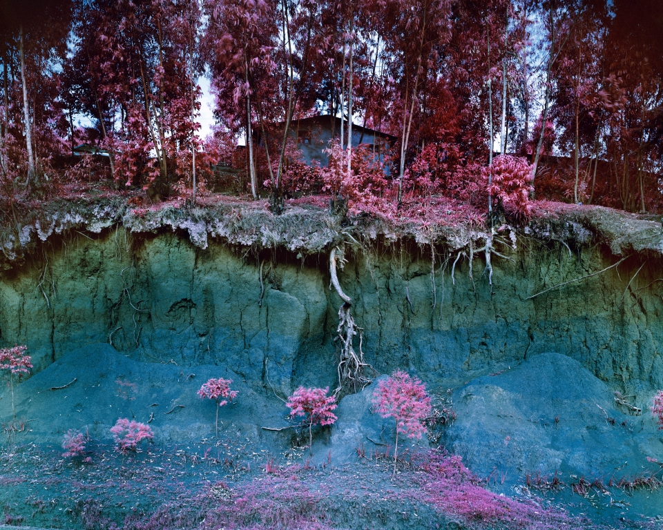 Richard Mosse, Untitled Transient, 2012. Digital c-print. © Richard Mosse. Courtesy of the artist and Jack Shainman Gallery, New York.