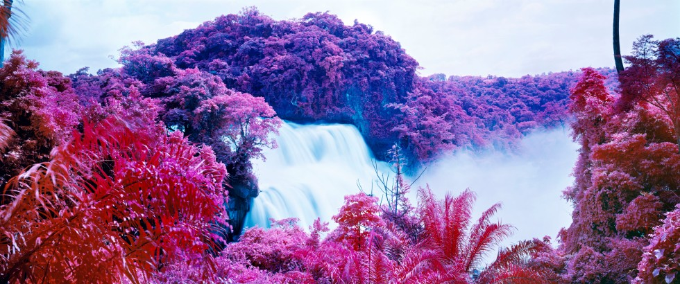 Richard Mosse, Weeping Song, 2012. Digital c-print. © Richard Mosse. Courtesy of the artist and Jack Shainman Gallery, New York.