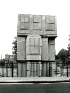 Rachel Whiteread, House, 1993. Photo: Susy Omerod, courtesy Artangel.