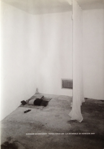 Totes Haus Ur, Venice Biennale - book cover