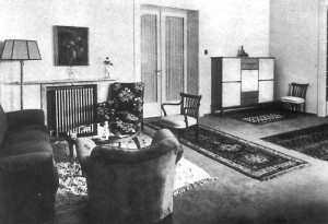 Apartment GW, 1936, Vienna