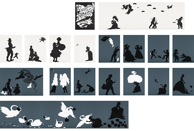 The Emancipation Approximation by Kara Walker