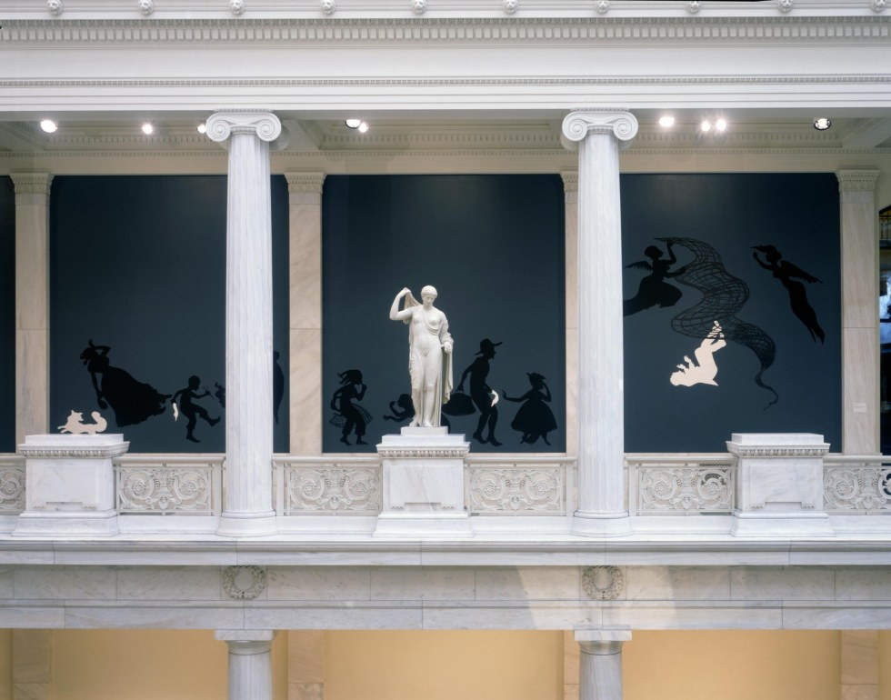 Kara Walker - Emancipation Proclamation