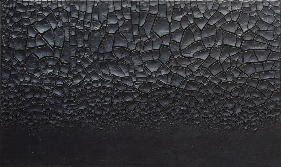 Grande cretto nero