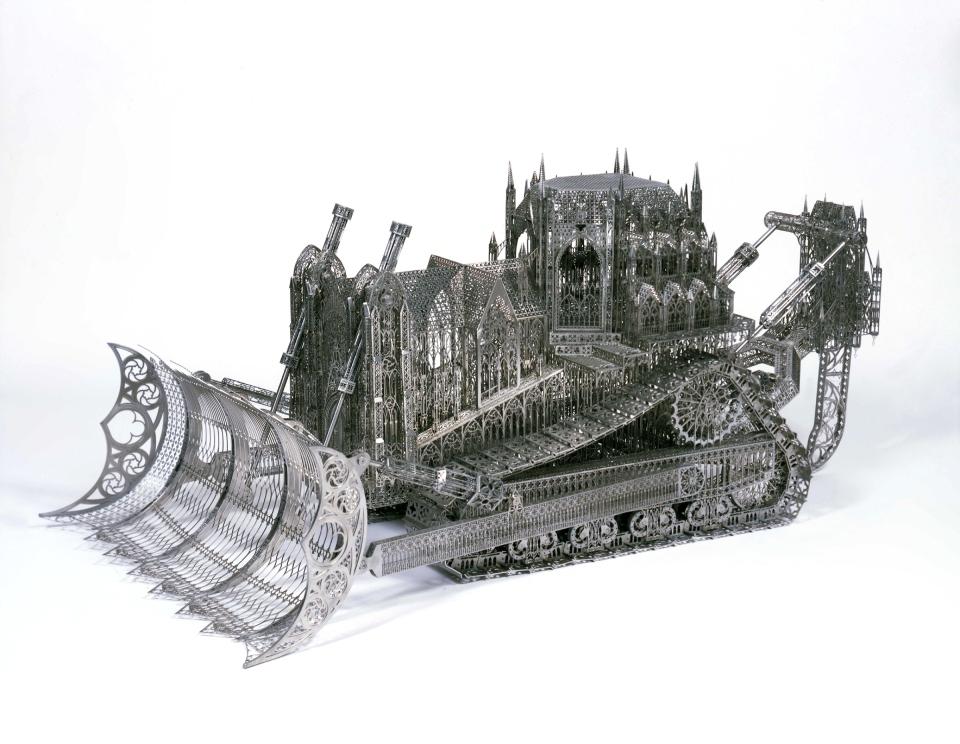 Delvoye_D-11_Scale Model