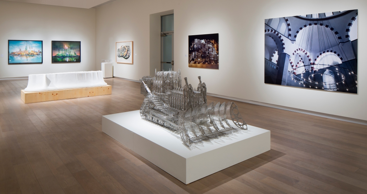 Built, World at Savannah College of Art and Design, SCAD Museum of Art