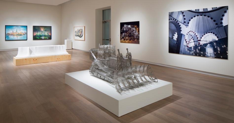 "SCAD Savannah – Summer 2016 – Exhibitions – ""Built, World"" – Exhibition Documentation – SCAD Museum of Art – Photography by John McKinnon"